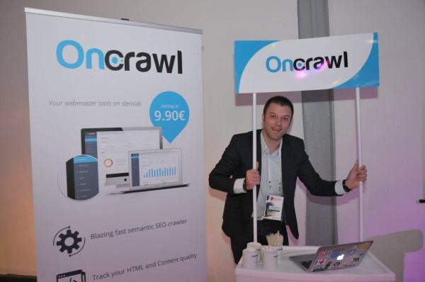 On Crawl et son fondateur François Goube