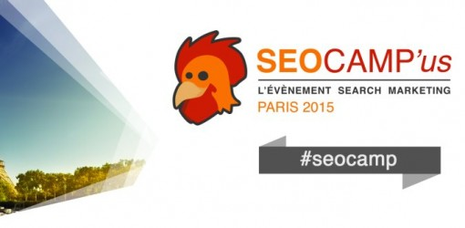 Le SEO Camp'us édition 2015